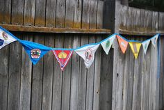 boy scout bunting