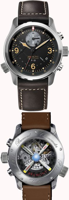 Bremont P-51 Mustang Limited Edition watch #Watch