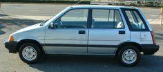 1985 honda civic wagon | 1985 Honda Civic 1500 DX Wagon