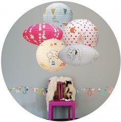 paper lanterns by MIMI´lou