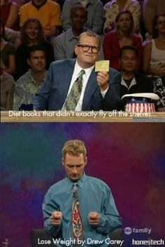 Some writers spend hours on the perfect zinger. These guys make it up on the spot. -  #comedy, #improv, #whose line is it anyway, #sketch
