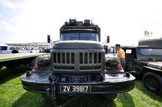 ZiL Airport generator truck