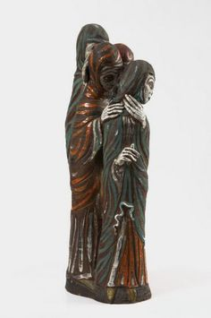 Kovács Margit - Négyfigurás sirató /1945/ Greek, Museum, Statue, Art, Art Background, Kunst, Performing Arts, Greece, Museums