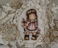 Monique Lokhorst Designs: Tilda is sending you a present!