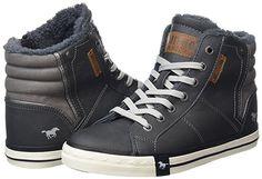 Mustang Damen 1146-601-259 High-Top: Amazon.de: Schuhe & Handtaschen