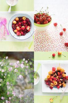 fruit. La Tartine Gourmand