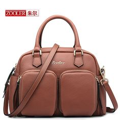 fc4b4d205f2 ZOOLER 2017 Travel Genuine leather Bags Large Capacity Women Luggage Travel bags  luxury brand shoulder bags