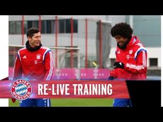 ReLive Training FC Bayern Dezember - YouTube