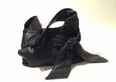 KOOBA Black Leather Purse