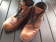 Goody Leathery: Red Wing Beckman 9013, Resoled!