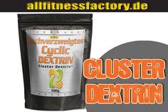 Cluster Dextrin Turbo Brennstoff für deinen Körper Cluster Dextrin bester Energiespender für dein Training Welche Kohlenhydrate sind die besten für jeden Sportler? Was ist Cluster Dextrin? Was bedeutet denn Cluster Dextrin für meinen Körper? German Deutsch http://www.allfitnessfactory.de/cluster-dextrin/