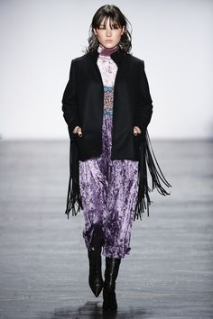 Vivienne Tam - Fall 2016 Ready-to-Wear