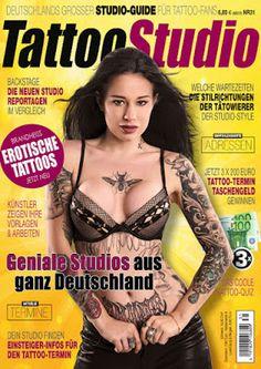 Tattoo & Ink: Tattoo Studio - Nr.31, 2017