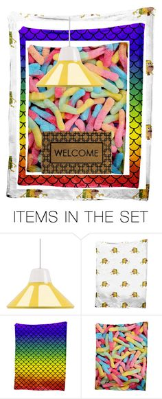 """Welcome"" by efrat-kazoum on Polyvore featuring art"