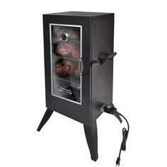 Smoke Hollow 30 in. Vertical Electric Smoker with Window