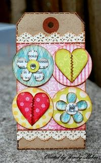 Would make adorable toppers