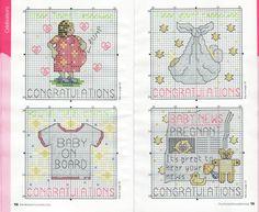 Gallery.ru / Фото #61 - The world of cross stitching 153 + приложение 120 Charts - tymannost