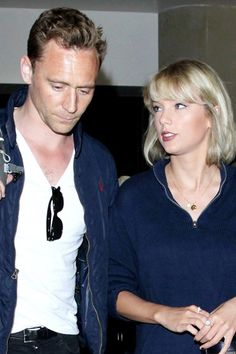 Now it's laughable.  SAD!!!  Tom Breaks Silence Over Taylor http://ift.tt/2afeabn #BritishVogue #Fashion