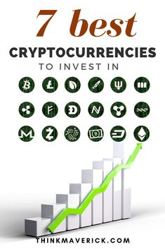 7 Best Cryptocurrencies With High Potential. Looking to invest in cryptocurrencies? Here's our list of some of the best cryptocurrencies that worth checking out -at … Investing In Cryptocurrency, Best Cryptocurrency, Cryptocurrency Trading, Bitcoin Cryptocurrency, Blockchain Cryptocurrency, Iphone Life Hacks, Free Bitcoin Mining, Bitcoin Business, Initial Public Offering