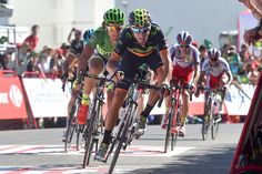 Valverde victorious - Cycling: 70th Tour of Spain 2015 / Stage 4 - with Sagan 2nd & Moreno 3rd.