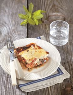 melitzanes sto fourno me giaourti Greek Recipes, Keto Recipes, Cetogenic Diet, Lasagna, Quiche, Main Dishes, Stuffed Mushrooms, Food And Drink, Appetizers
