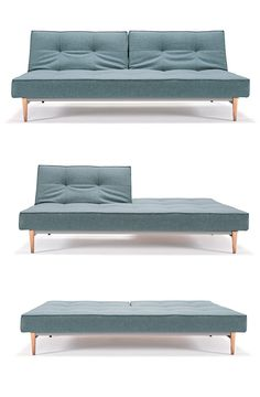 Splitback From Innovation Living USA Is One Of Our Most Popular Sofa Beds.  The Modernistic Design Is Classic And Yet Innovative.