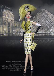 """""""MY LITTLE PARIS"""" IFDC 2013 Exclusive   by Culte De Paris"""
