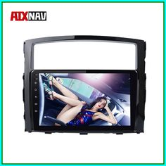 Top 9 Inch Display Touch Screen Car Multimedia Player Android GPS Navigation for Mitsubish Pajero Autoradio 1 Din Radio Player DVD 2020 Android Gps, Cheap Car Audio, Gps Navigation, Multimedia, Display, Touch, Floor Space, Billboard