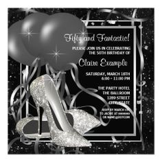 Invitation black tie wedding