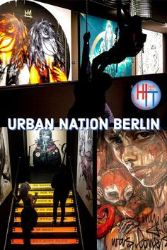The Urban Nation Berlin street art museum re-opened with a reinvention that truly speaks to its urban art roots. A new street art exhibit, redesigned interior with an authentic street feel, and a number of street artists residences make this museum in Berlin a must to visit for art lovers of all kinds. #berlin #visitberlin #streetart #streetartberlin #berlinstreetart #urbannation #streetartmuseum #murals #graffiti #destinations #traveltips #travellingtips #travelsmart Berlin Street, Travelling Tips, Winter Fun, Street Artists, Urban Art, Exhibit, Lovers Art, Great Places, Murals