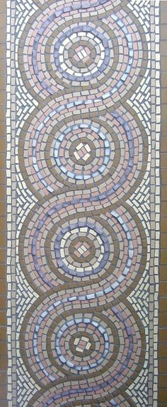 <strong>ROPE WORK MOSAIC</strong><br>£395 incl. p&p</br>