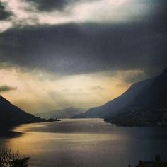 ...quel ramo del lago di Como...