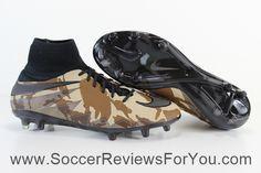 Nike Hypervenom Phantom 2 Camo Pack Review