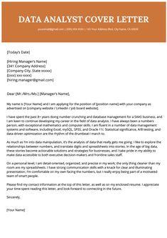 Healthcare Data Analyst Resume New Data Analyst Cover Letter Example Cover Letter Example, Cover Letter For Resume, Cover Letter Template, Cover Letters, Letter Templates, Templates Free, Resume Templates, Koi, Resume Summary