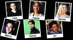 #animorphs #tvshow #television #tv #characters
