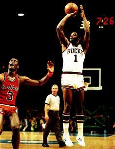 The Big O: Oscar Robertson - University of Cincinnati, Cincinnati Royals, Milwaukee Bucks.