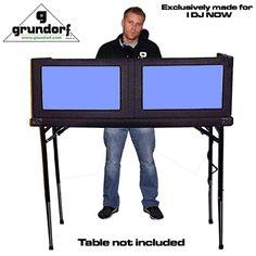 Pleasing 63 Best Dj Stands Images In 2017 Dj Stand Dj Booth Dj Table Download Free Architecture Designs Rallybritishbridgeorg