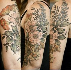 Kirsten Holliday Wonderland Tatoos Portland