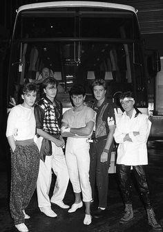Duran Duran - Sing Blue Silver World Tour 1984