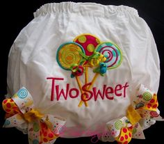 """2nd Birthday """"TWO Sweet"""" -- maybe make something like this that says """"TWO Handsome""""!"""