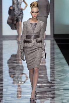 Sfilata Valentino Roma - Alta Moda Autunno Inverno 2007/2008 - Vogue