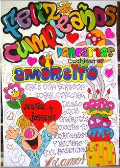 Diy Crafts For Girls, Shandy, Funny Love, Boyfriend Gifts, Graffiti, Birthday Gifts, Scrapbook, Lettering, Blog