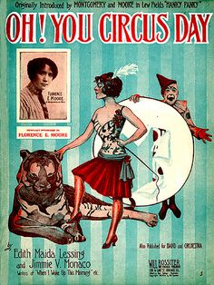 Sheet Music, 1920s, wow, how rare this must be now