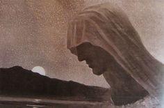 Sappho by Alphonse Osbert, 1888