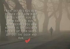 wonderful motivation on days I think I can't Run Like A Girl, Just Run, Girls Be Like, Running Quotes, Running Motivation, Fitness Motivation, Running Images, Marathon Motivation, Track Quotes