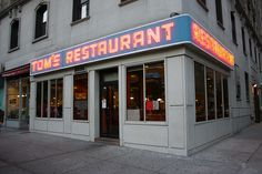 The Seinfeld Restaurant! Also on my list for next time! Absolutely!!!