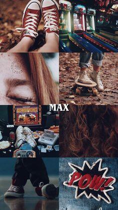 Stranger Things Max | By @LockscreenDiary