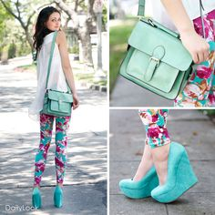 Pumped Up Kicks Look by Shelly and Cherish