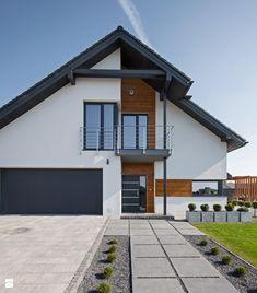 Domy - zdjęcie od DOMY Z WIZJĄ - nowoczesne projekty domów - Domy - Styl Nowoczesny - DOMY Z WIZJĄ - nowoczesne projekty domów