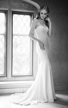 Wedding Dress from Martina Liana Style 647